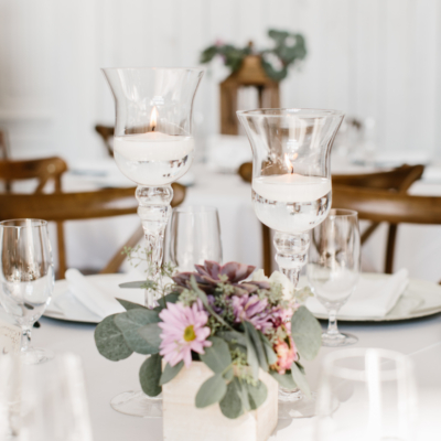 Sydnee Events Wedding Table Setting