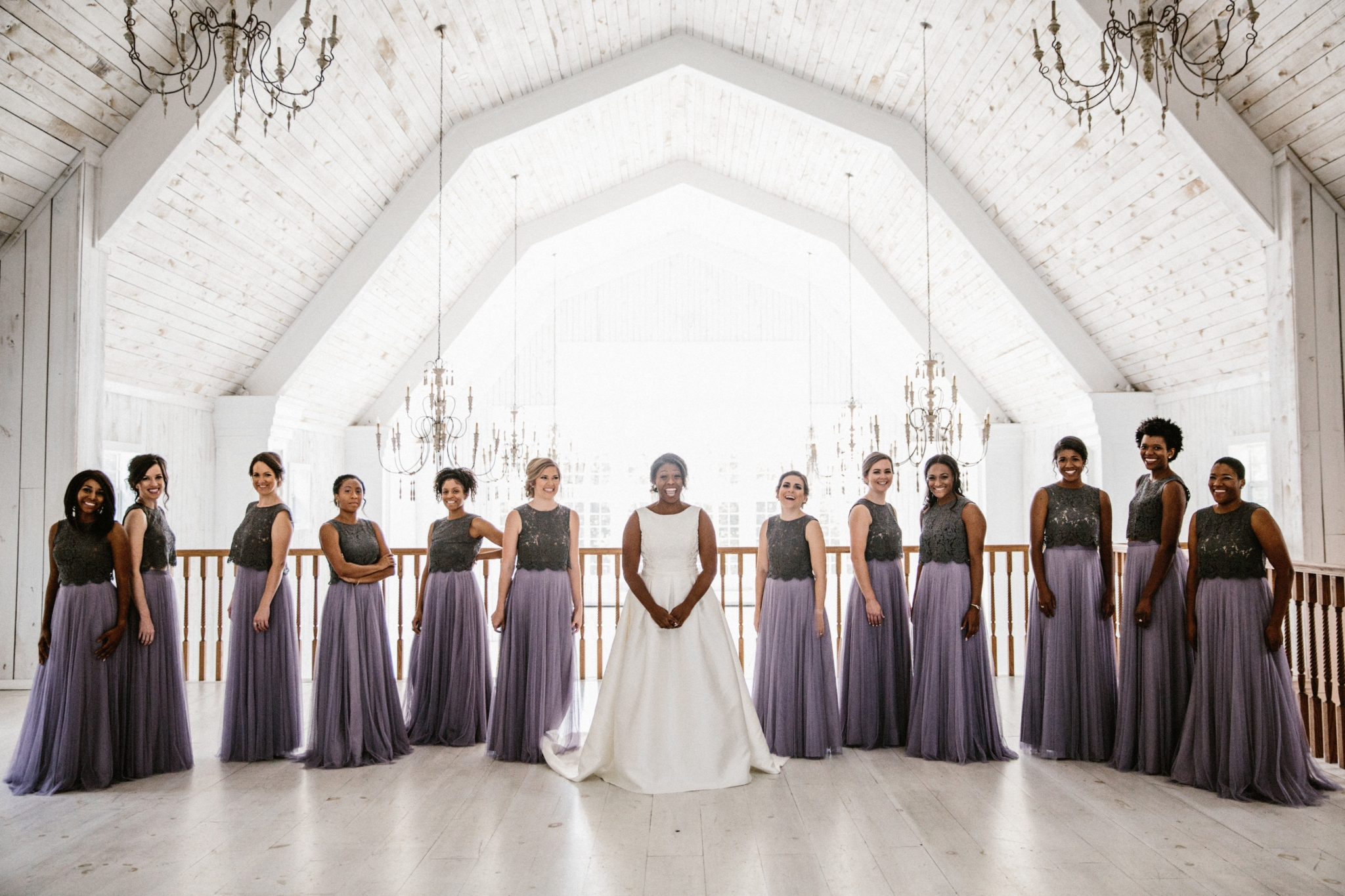Sydnee Events Wedding Design Bridal Party