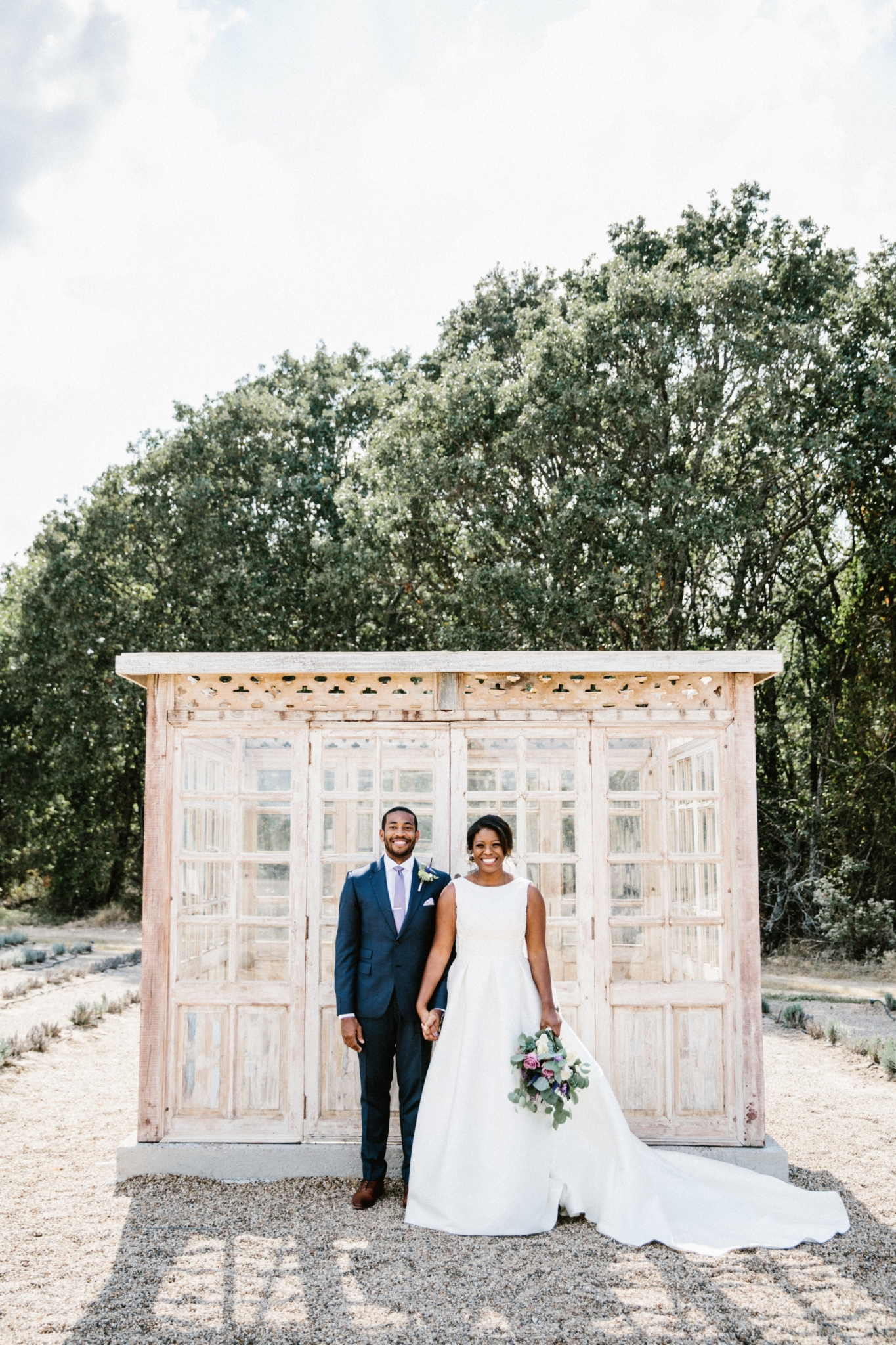 Sydnee Events Destination Wedding Bride and Groom