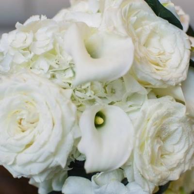 Sydnee Events White Bouquet