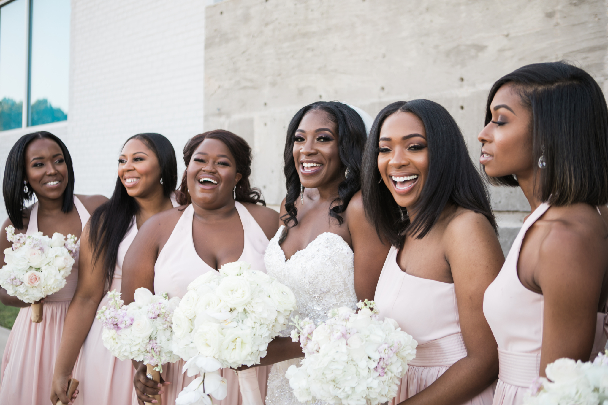 Sydnee Events Wedding Bridesmaids