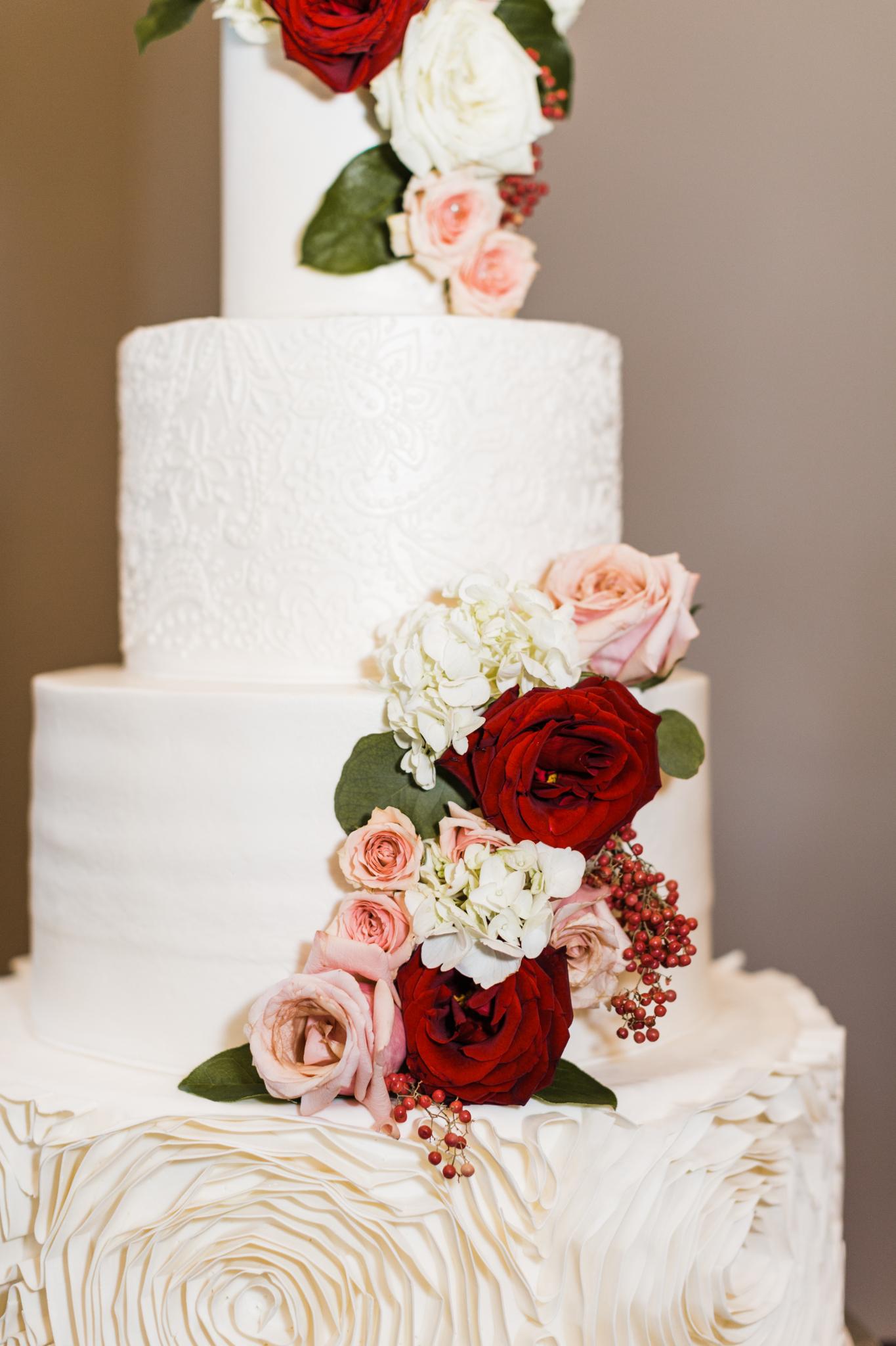 Sydnee Events Wedding Cake