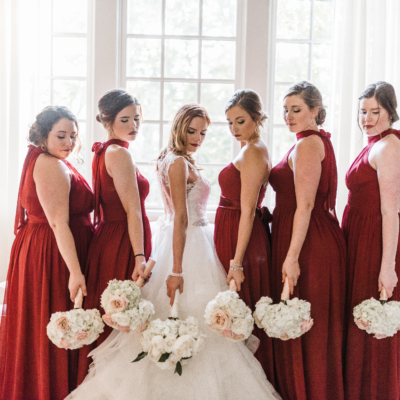 Sydnee Events Weddings Bridal Party