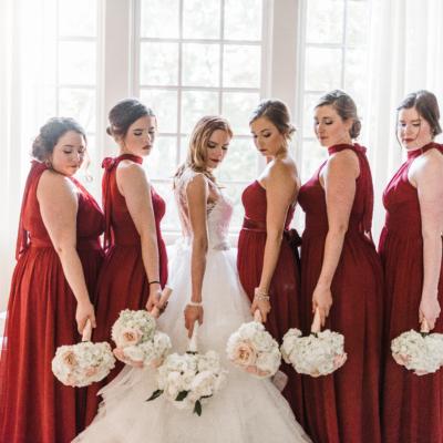 Sydnee Events Weddings Bridal Party