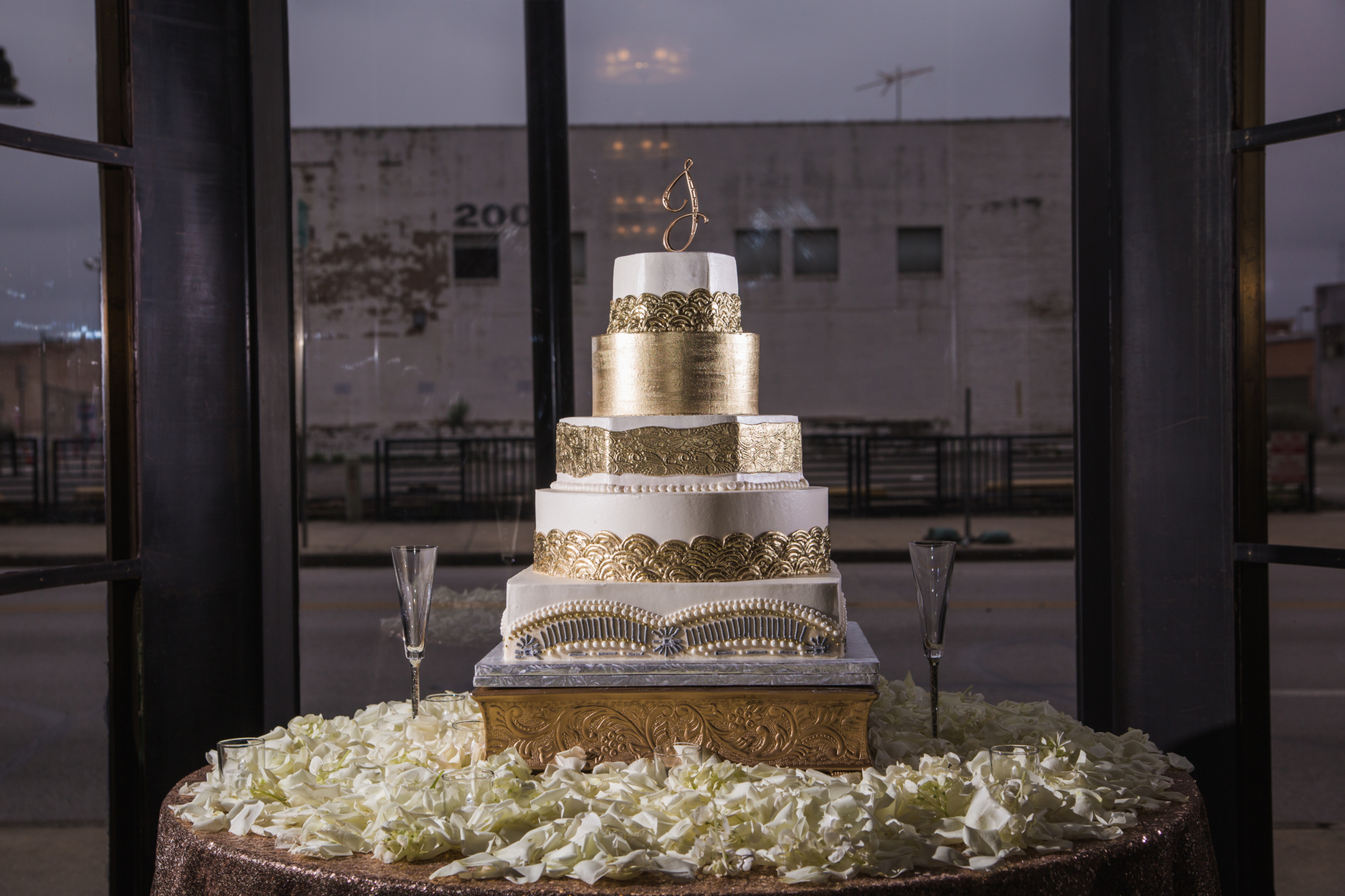 Sydnee Events Destination Weddings Cake