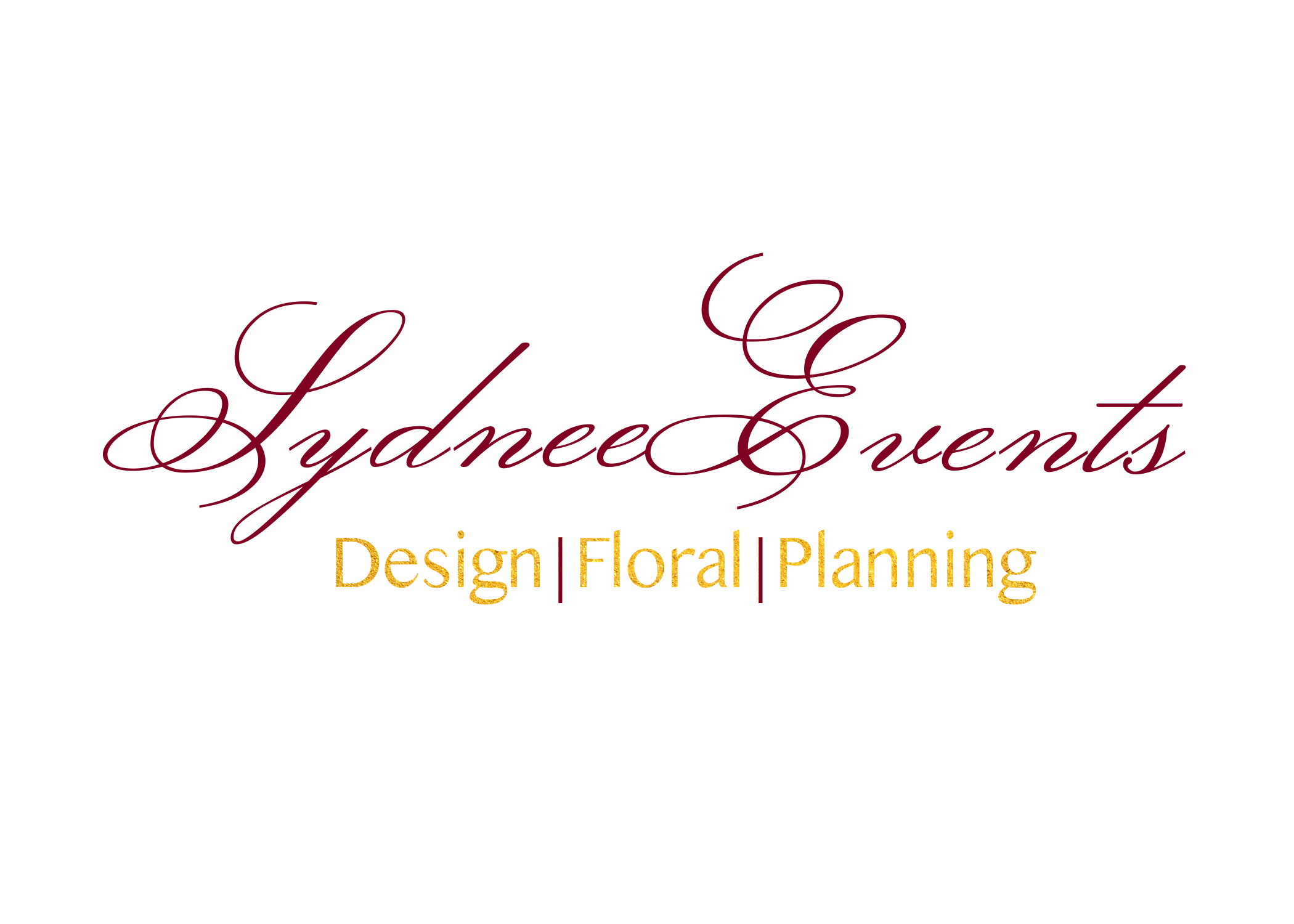 Sydnee Events Logo