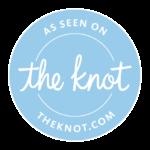 The Knot Vendor Badge