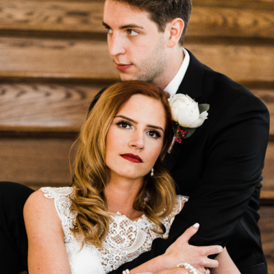 Sydnee Events Wedding Couple