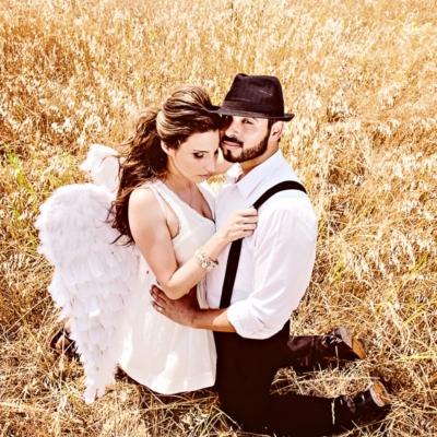 Sydnee Events Angelic Photo Shoot