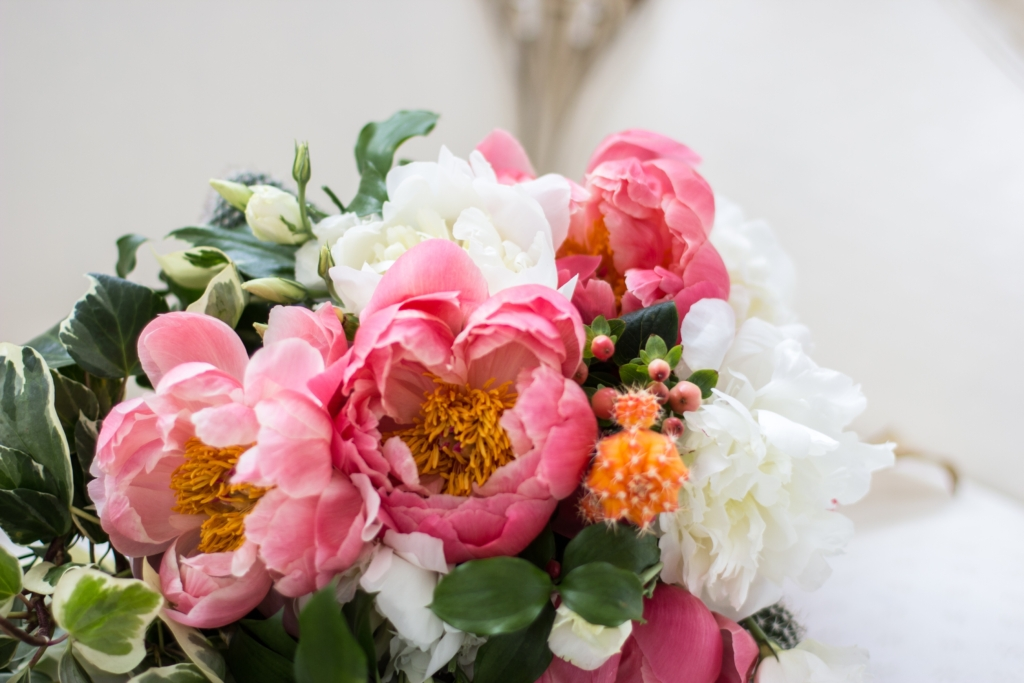 Sydnee Events Wedding Floral Arrangement